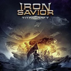 Iron Savior - Titancraft - CD