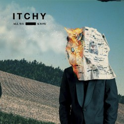 Itchy - All We Know - CD DIGISLEEVE