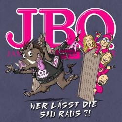 J.B.O. - Wer Lässt Die Sau Raus?! - CD DIGIPAK