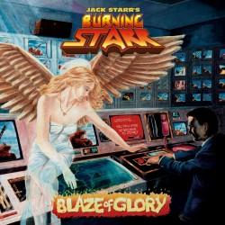 Jack Starr's Burning Starr - Blaze Of Glory - CD