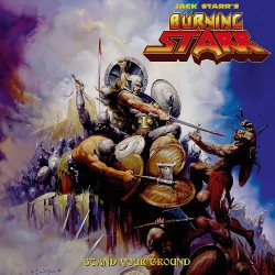 Jack Starr's Burning Starr - Stand Your Ground - CD