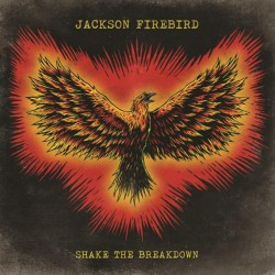 Jackson Firebird - Shake The Breakdown - LP Gatefold