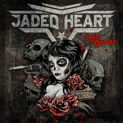 Jaded Heart - Guilty By Design - CD DIGIPAK