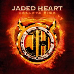 Jaded Heart - Helluva Time - CD