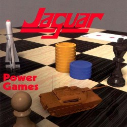 Jaguar - Power Games - CD DIGIPAK