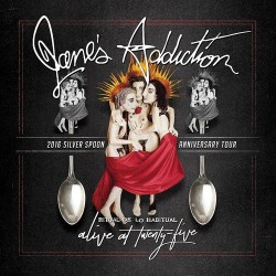 Jane's Addiction - Alive At Twenty-Five - CD + DVD + BLU-RAY