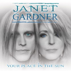 Janet Gardner - Your Place In The Sun - CD