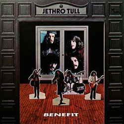 Jethro Tull - Benefit - LP Gatefold