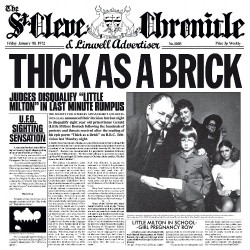 Jethro Tull - Thick As A Brick - CD