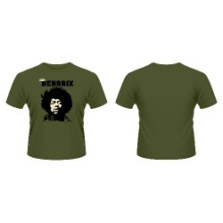 Jimi Hendrix - Close Up - T-shirt (Men)