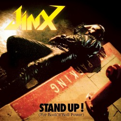 Jinx - Stand Up! (For Rock' N' Roll Power) - CD