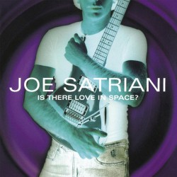 Joe Satriani - Is There Love In Space? - DOUBLE LP Gatefold