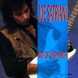 Joe Satriani - Not Of This Earth - CD