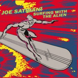Joe Satriani - Surfing With The Alien - LP