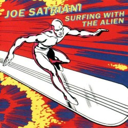 Joe Satriani - Surfing With The Alien - CD