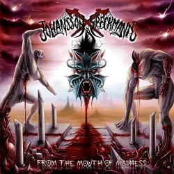 Johansson & Speckmann - From The Mouth Of Madness - CD