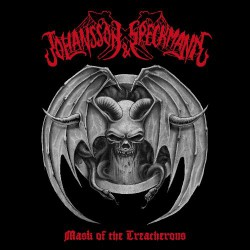 Johansson & Speckmann - Mask Of The Treacherous - CD