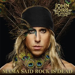 John Diva & The Rockets Of Love - Mama Said Rock Is Dead - DOUBLE LP GATEFOLD COLOURED + CD