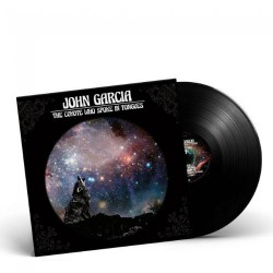 John Garcia - The Coyote Who Spoke In Tongues - LP Gatefold