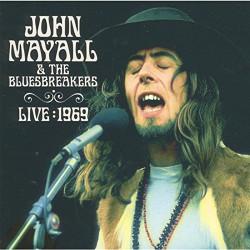 John Mayall & The Bluesbreakers - Live 1969 - 3LP GATEFOLD