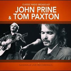 John Prine & Tom Paxton - Nashville Live Recordings - CD