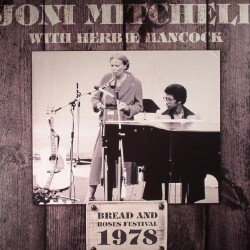 Joni Mitchell With Herbie Hancock - Bread And Roses Festival 1978 - LP Gatefold