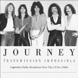 Journey - Transmission Impossible - 3CD DIGIPAK