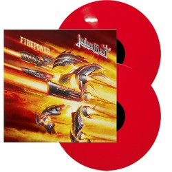 Judas Priest - Firepower - DOUBLE LP GATEFOLD COLOURED