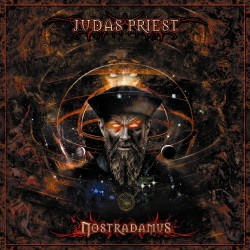 Judas Priest - Nostradamus - DOUBLE CD