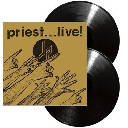 Judas Priest - Priest... Live! - DOUBLE LP Gatefold