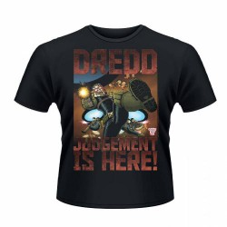 Judge Dredd - Judgement Is Here - T-shirt (Men)