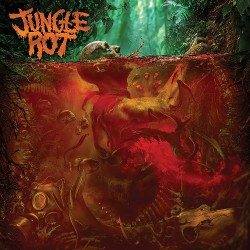 Jungle Rot - Jungle Rot - LP