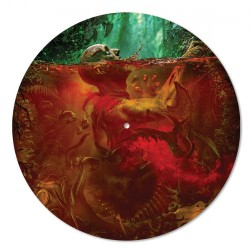 Jungle Rot - Jungle Rot - SLIPMAT