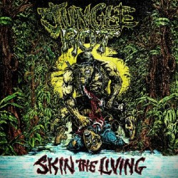 Jungle Rot - Skin the Living - LP COLOURED