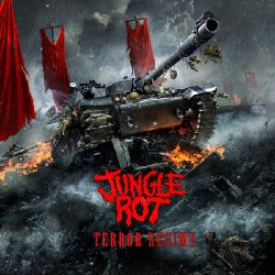 Jungle Rot - Terror Regime - CD