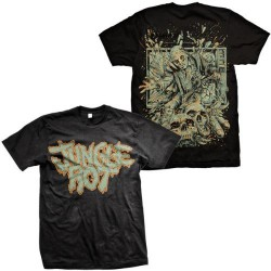 Jungle Rot - Zombie - T-shirt (Men)