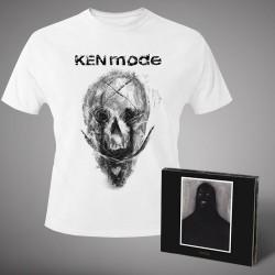 KEN mode - Loved - CD DIGISLEEVE + T-shirt bundle (Men)