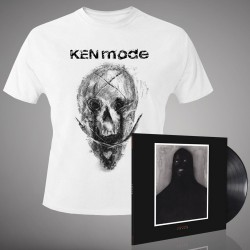 KEN mode - Loved - LP gatefold + T-shirt bundle (Men)