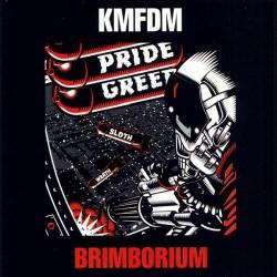 KMFDM - Brimborium - CD