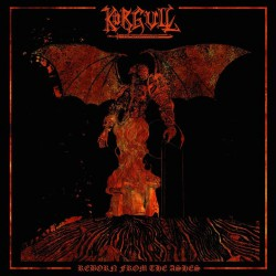 Körgull The Exterminator - Reborn From The Ashes - CD DIGIPAK