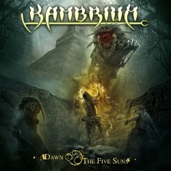 Kambrium - Dawn Of The Five Suns - CD DIGIPAK