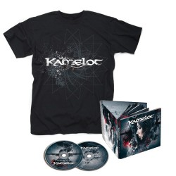Kamelot - Haven - 2CD DIGIBOOK + T-shirt bundle