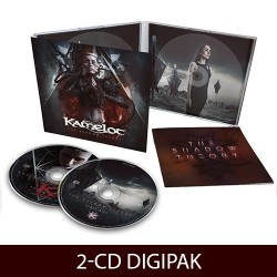 Kamelot - The Shadow Theory - 2CD DIGIPAK