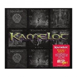 Kamelot - Where I Reign - 2CD DIGIPAK