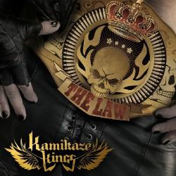 Kamikaze Kings - The Law - CD