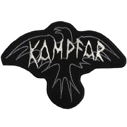 Kampfar - Logo - EMBROIDERED PATCH