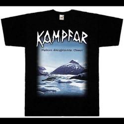 Kampfar - Mellom Skogkledde Aaser - T-shirt