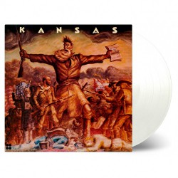 Kansas - Kansas - LP COLOURED