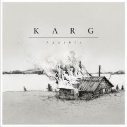 Karg - Apathie - CD DIGIPAK