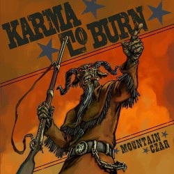 Karma To Burn - Mountain Czar - CD EP DIGIPAK